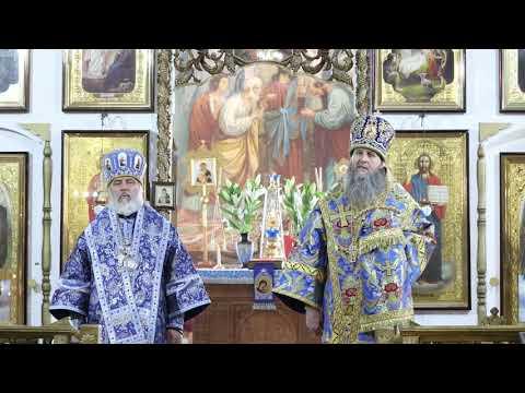 Слово митрополита Даниила в день похвалы Пресвятой Богородицы
