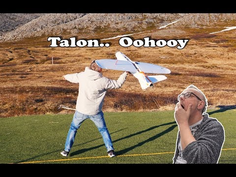 xuav-talon-fpv-plane--second-flight-and-some-mavic-air-clips