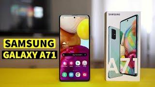 Samsung GALAXY A71 - Nachteile & Vorteile | CH3 Review Test Deutsch