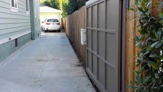 """The Classic"" Driveway Gate 