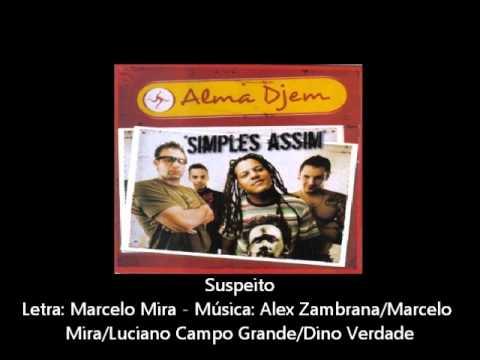 Suspeito - Alma D'Jem