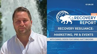 Recovery Report LIVE With Guest Matt Brooks EP.8