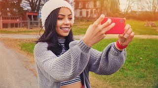 3 Fall 2017 Outfit Ideas - iPhone X Edition! 🍂