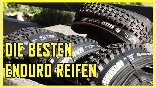 Die beste Reifenkombination für Enduro Mountainbikes 2020 - Enduro MTB Reifen