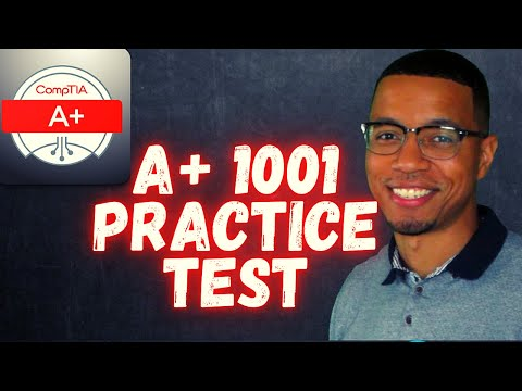 A+ Test Prep *2021* | Practice Questions | What To Expect On The ...