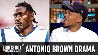 Chance The Rapper Weighs in on the Antonio Brown Drama - Lights Out with David Spade