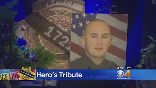 Friends, Family Remember Deputy Parrish