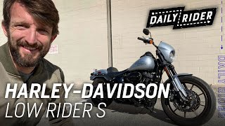 2020 Harley-Davidson Low Rider S Review | Daily Rider