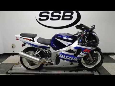 2003 Suzuki GSX-R600 in Eden Prairie, Minnesota
