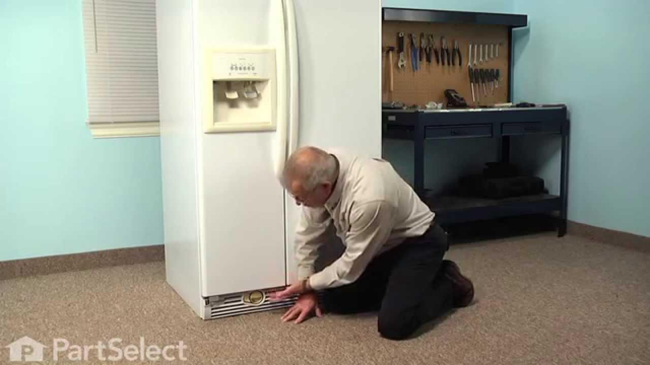 Replacing your Kenmore Refrigerator Cap, Water Filter (Black)