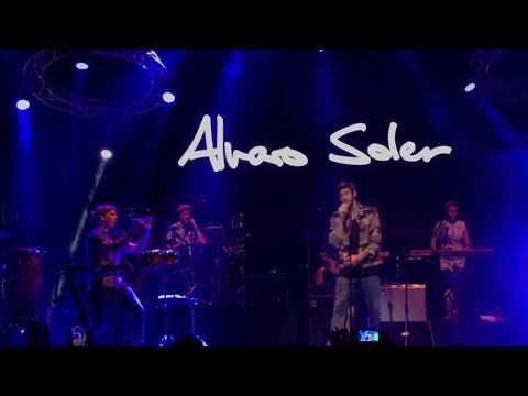 Álvaro Soler - Live in Starlite Festival Marbella 2017