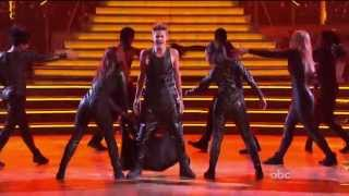 Justin Bieber Performs As Long As You Love Me LIVE On Dancing With The Stars 9 25 2012 IN HD)