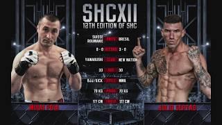 SHC XII - MIHAI POIA VS JULIO SERTAO - MMA