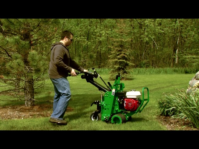 Ryan® Jr. Sod Cutter and Attachments