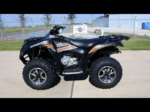 2018 Kawasaki Brute Force 750 4x4i EPS in La Marque, Texas