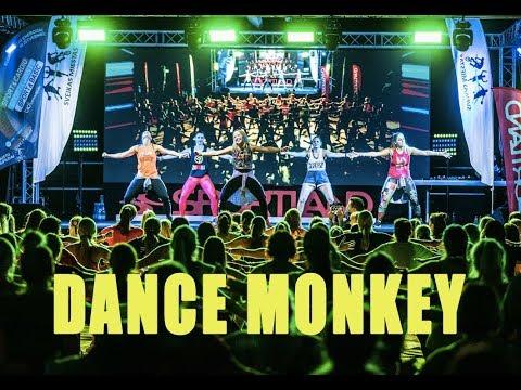 DANCE MONKEY - Tones and I - ZUMBA choreo