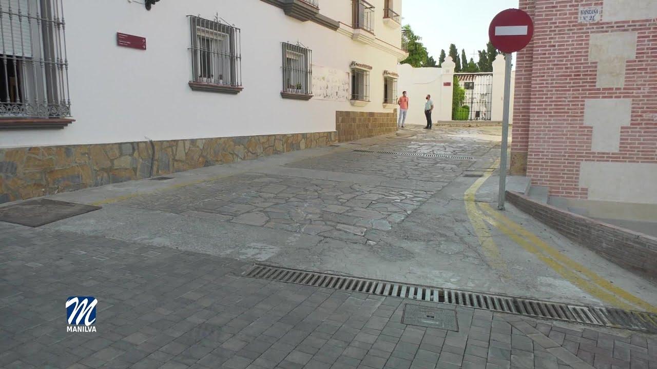 Actuación y mejora en Muro Aguilar y el cementerio parroquial