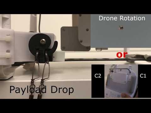 drone-sky-hook--dual-release--drop--device-operation