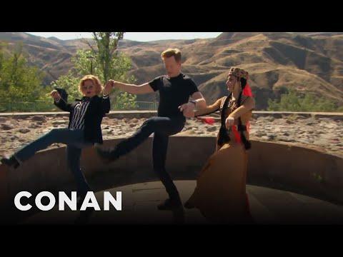 Conan již brzy v Arménii!
