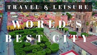San Miguel de Allende and Guanajuato Mexico