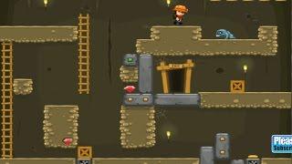 Shotfirer, Unity 3d Adventure Platformer Game, Flash Online Gameplay Video