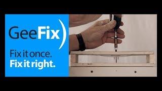 GeeFix   The Strongest Plasterboard Fixing   A Closer Look
