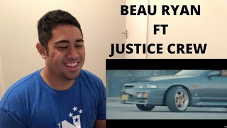 REACTING TO BEAU RYAN FT JUSTICE CREW!!!! WHERE YOU FROM (OFFICIAL MUSIC VIDEO) | Saili Ah-Mann