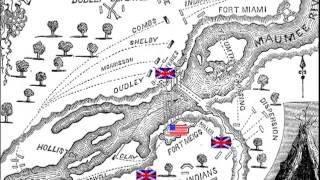 War of 1812 - Siege of Fort Meigs