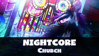 Nightcore - Church [Fall Out Boy] (Lyrics)
