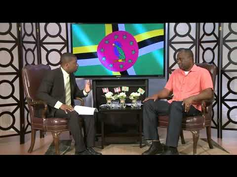 Prime Minister Skerrit interviewed in Antigua by ABS Television