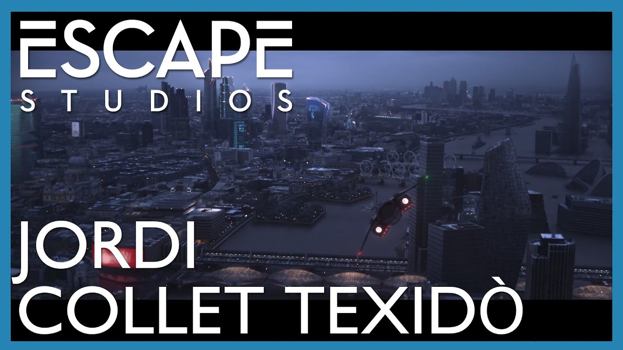 Escapee Showreels - Jordi Collet Texido