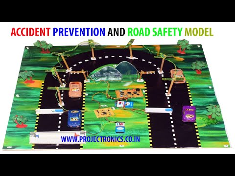Accident Prevention With Speed Breaker Electricity Project