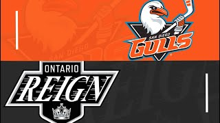 Gulls vs. Reign | Apr. 15, 2021