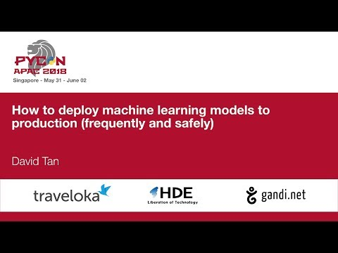 How to deploy machine learning models to production (frequently and safely)