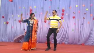 Best Dance Performance in Mahila Sangeet