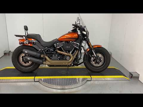 Used 2019 Harley-Davidson® FXFBS Softail Fat Bob For Sale