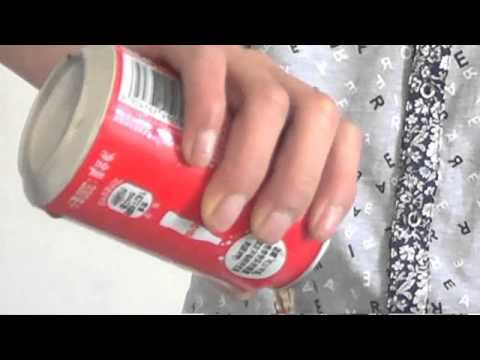 Self Opening Soda Can by Ziv