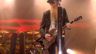 ZZ top, Brown sugar/party on the patio, Stockholm 2010, 24 october