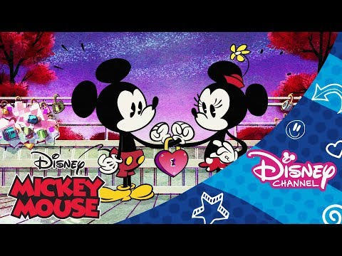 Mickey Mouse Shorts | Locked in Love | Official Disney Channel Africa
