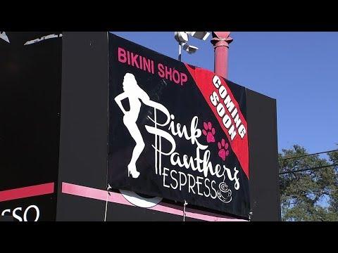 Lingerie, bikini-clad baristas stir up controversy at proposed coffee shop