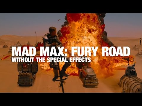 Mad Max: Fury Road Without The Special Effects Is Still Freaking Awesome