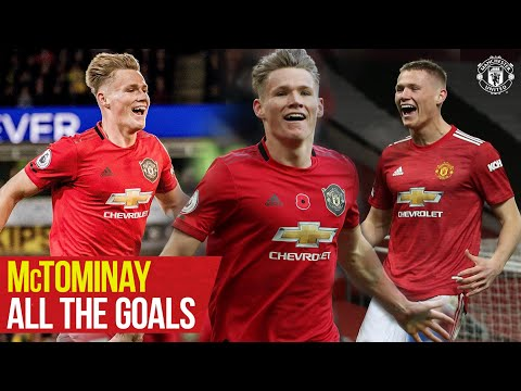 All The Goals | Scott McTominay | Manchester United