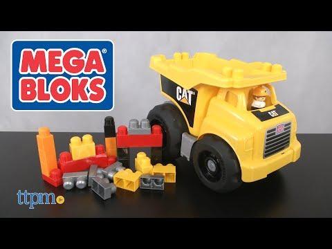 MEGA Bloks CAT Dump Truck from MEGA Bloks