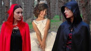 Эмилюша превратилась в Сказочную Принцессу и спасла Добрую Фею от злой Колдуньи