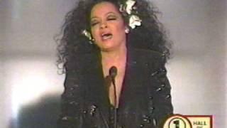 DIANA ROSS LIVE - STRANGE FRUIT - LADY BILLIE HOLIDAY TRIBUTE