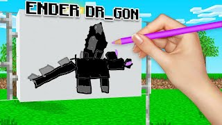 Reacting To THE WORST MINECRAFT Drawings! (hilarious)
