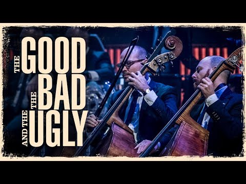 The Good, the Bad and the Ugly Performed By An Orchestra