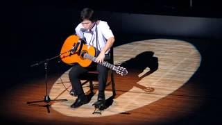 【Guitar Solo】 Tuổi đá buồn + Diễm xưa by Nguyễn Thế Vinh, biểu diễn tại Hiroshima, Japan