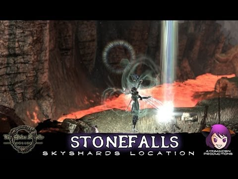Stonefalls Skyshards | Elder Scrolls Online Wiki