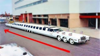 10 LARGEST Vehicles on Earth ✅